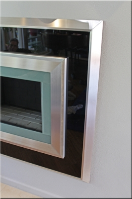 Jeffrey Joseph Fireplace Surround