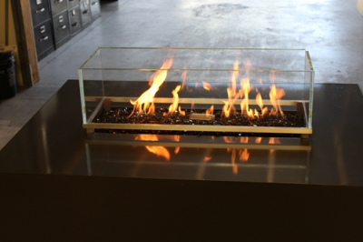 Powder Coated Fire Pit
