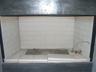 ventless propane fireplace