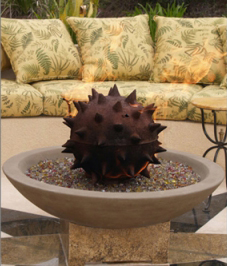 Custom Firepit design